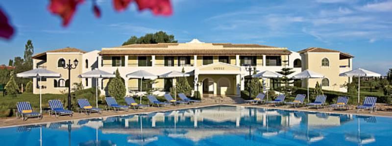 Hotel Gelina Village - Acharavi - Corfu
